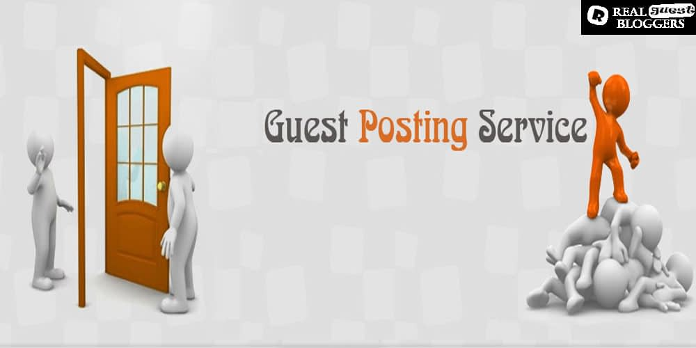 Increase Your Website Traffic Through Our Guest Posting Services