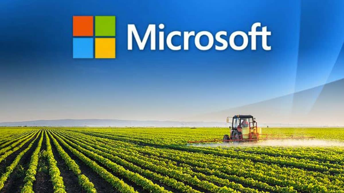 Microsoft collaborates with USDA to help farmers leverage AI