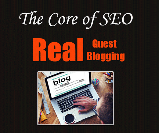 Real Guest Blogging