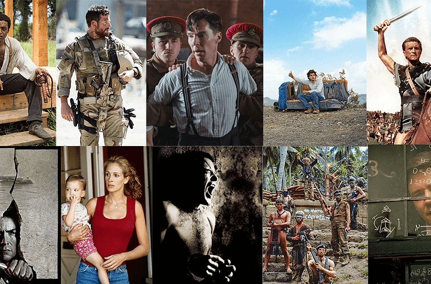 Best Top 10 Hollywood Movies Based On A Real Story