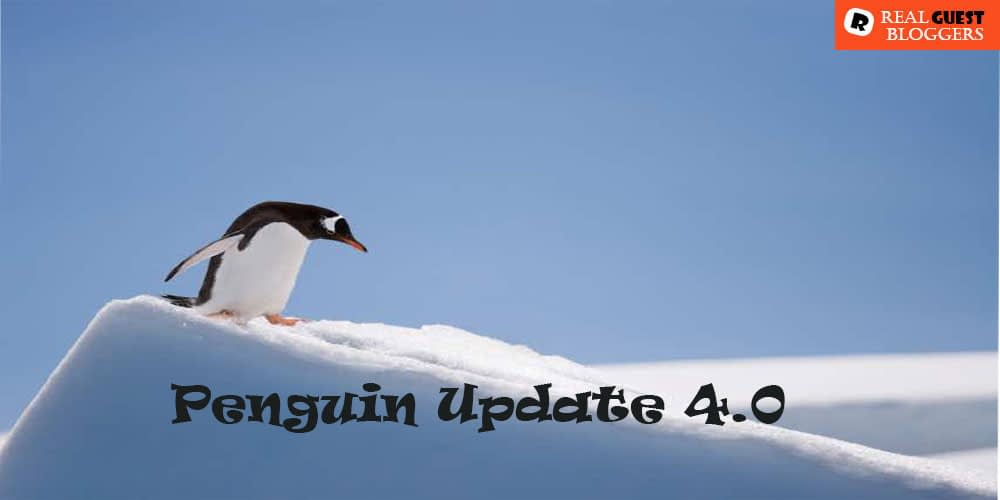 How Guest Bloggers are affected by recent Penguin 4.0 Update