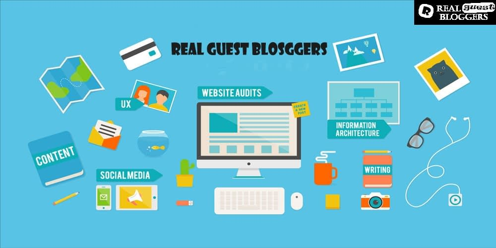 The Best Professional Support by Real Guest Bloggers